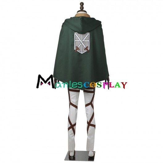 Training Legion Costume For Attack On Titan Cosplay