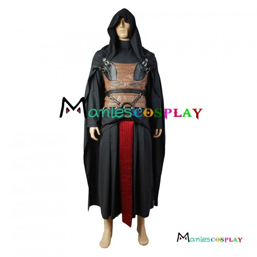 Cosplay Costume From Star Wars Darth Revan