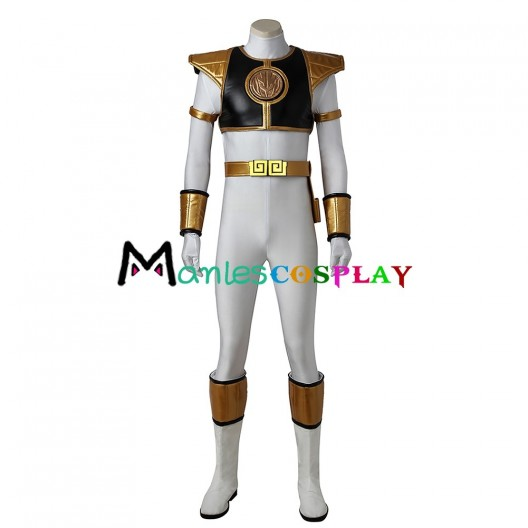 Tommy Oliver Costume For Mighty Morphin Power Rangers Cosplay