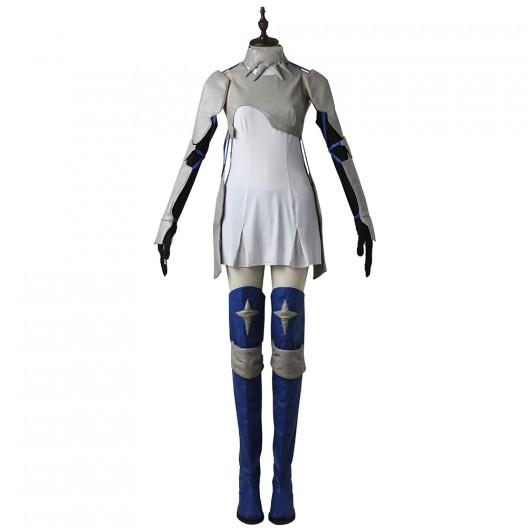 Ais Wallenstein Dress For DanMachi Gaiden Sword Oratoria Cosplay