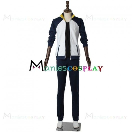 Akashi Kuniyuki Uniform For Touken Ranbu Cosplay