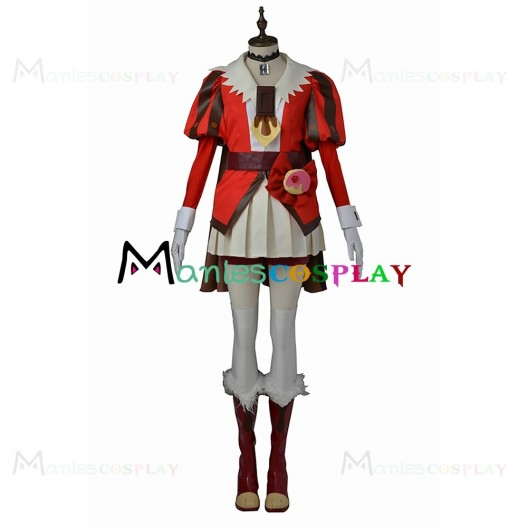 Akira Kenjo Costume For Pretty Cure PreCure Cosplay