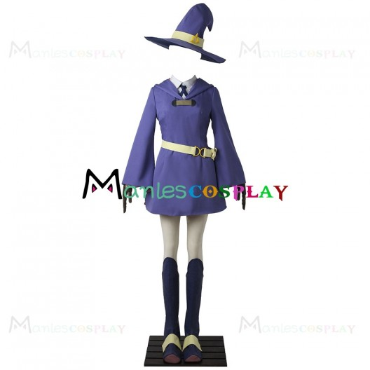 Amanda O'Neill Costume For Little Witch Academia Cosplay