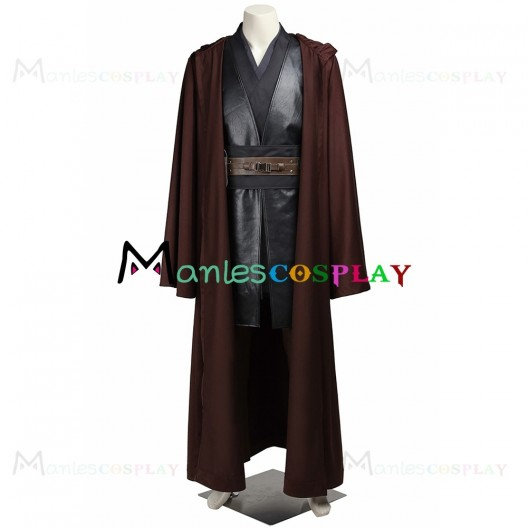 Anakin Skywalker Uniform For Star Wars Cosplay