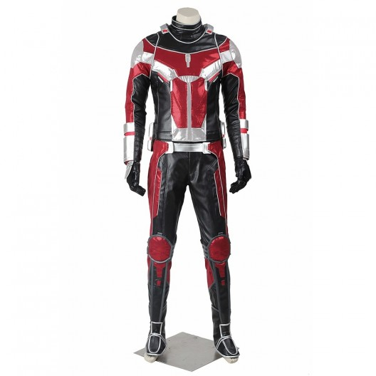 Ant-man Scott Lang Costume For Captain America Civil War Cosplay