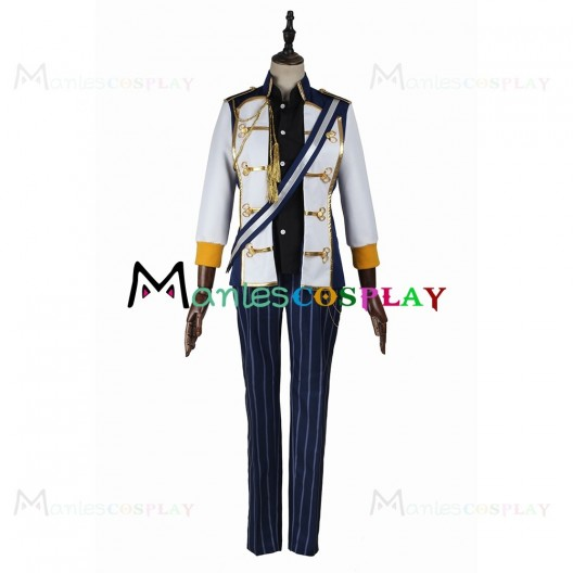 Arashi Narukami Uniform For Ensemble Stars Knights Cosplay