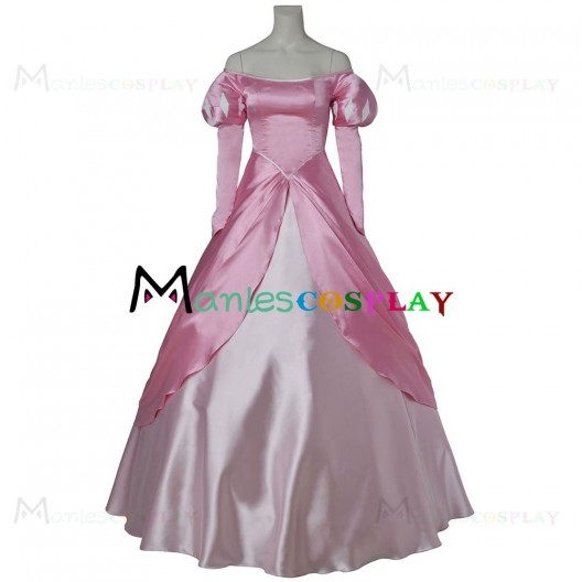 Ariel Princess Dress For The Little Mermaid Cosplay