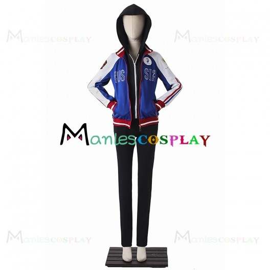 Ashiya Hanae Costume For The Morose Mononokean Cosplay