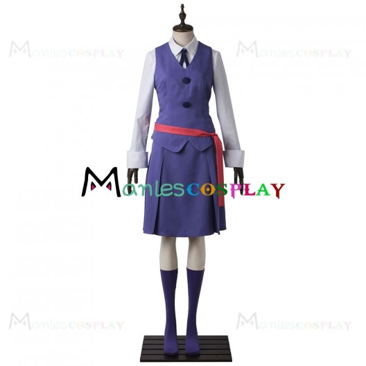 Atsuko Kagari Uniform For Little Witch Academia Cosplay