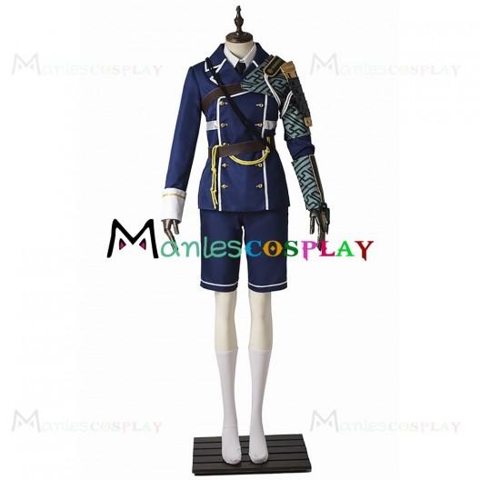Atsushi Toushirou Costume For Touken Ranbu Cosplay