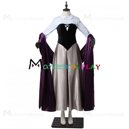 Aurore Princess Dress For Sleeping Beauty Cosplay