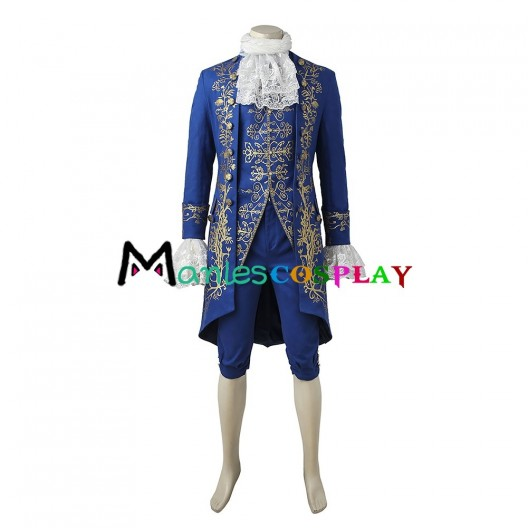 Prince Adam Beast Costume For Beauty and the Beast Cosplay