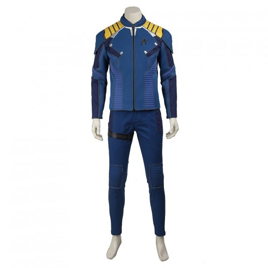 Captain James Kirk Costume For Star Trek Beyond Cosplay