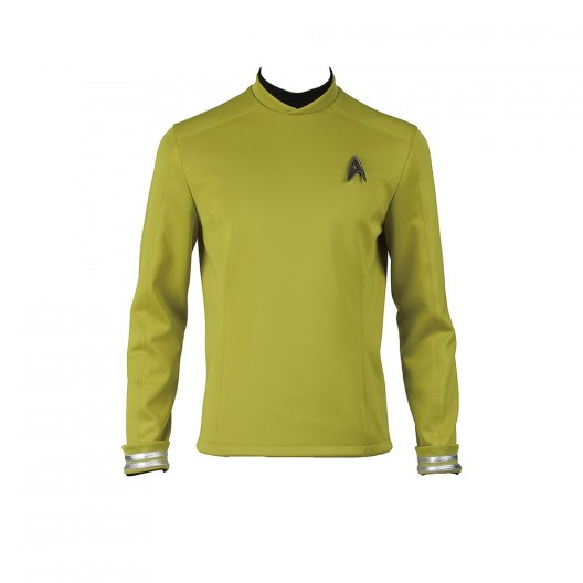 Captain James T. Kirk Costume For Star Trek Beyond Cosplay