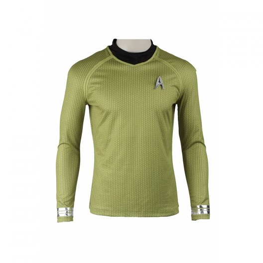 Captain James T. Kirk Costume For Star Trek Into Darkness Cosplay