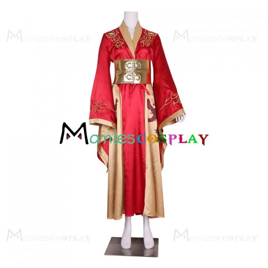Cersei Lannister Costume For Game of Thrones Cosplay