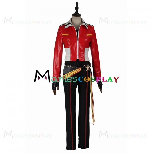 Chiaki Morisawa Uniform For Ensemble Stars RYUSEITAI Cosplay