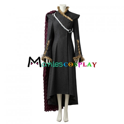 Daenerys Targaryen Costume For Game of Thrones Season 7 Cosplay