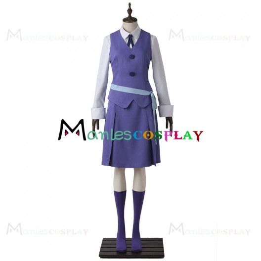 Diana Cavendish Uniform For Little Witch Academia Cosplay