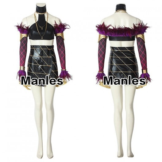 League Of Legends Cosplay Agony Embrace Costume