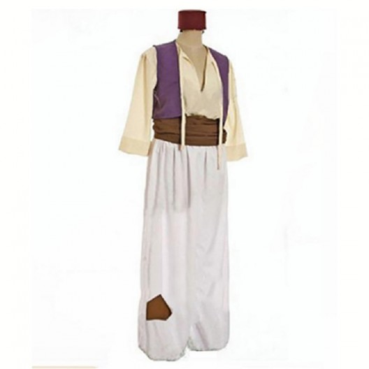 Aladdin And The Magic Lamp Cosplay Prince Aladdin Costume