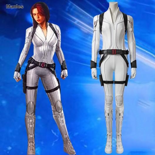 Black Widow Natasha Romanoff Cosplay Costume