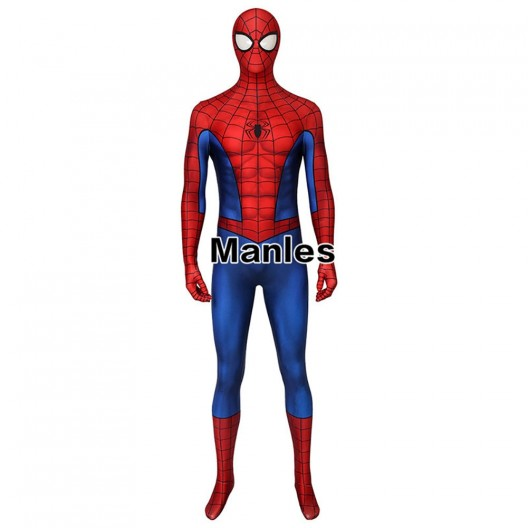 Game Ps4 Spider-Man Spiderman Cosplay Costume