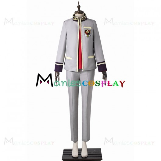 Enmadou Rokuro Costume For Twin Star Exorcists Cosplay