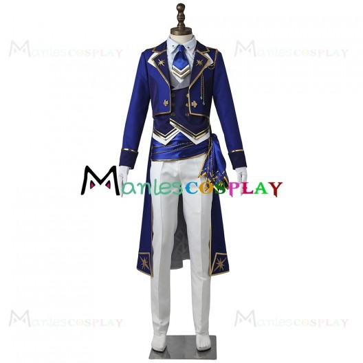 Leo Tsukinaga Costume for Ensemble Stars Cosplay