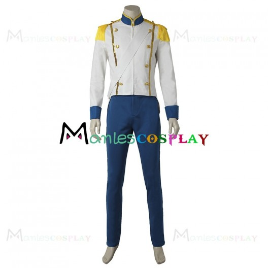 Eric Prince Costume For The Little Mermaid Cosplay
