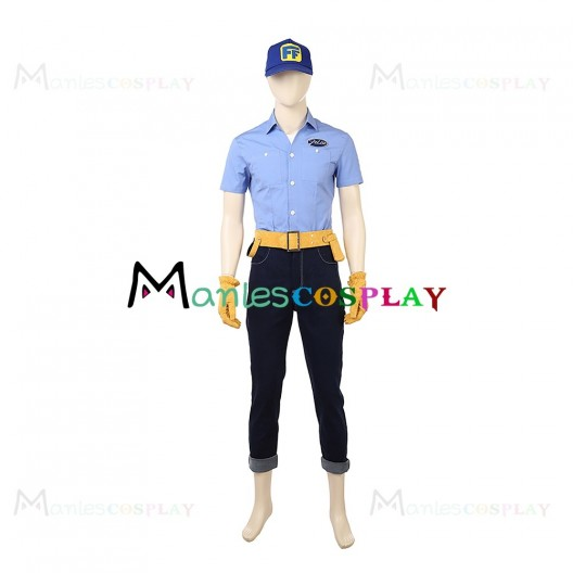 Felix Costume For Wreck It Ralph 2 Cosplay