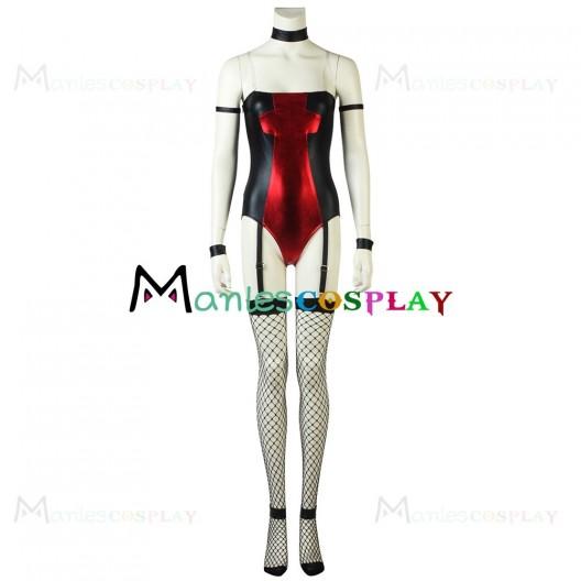 Female Halloween Costume For Deadpool Cosplay