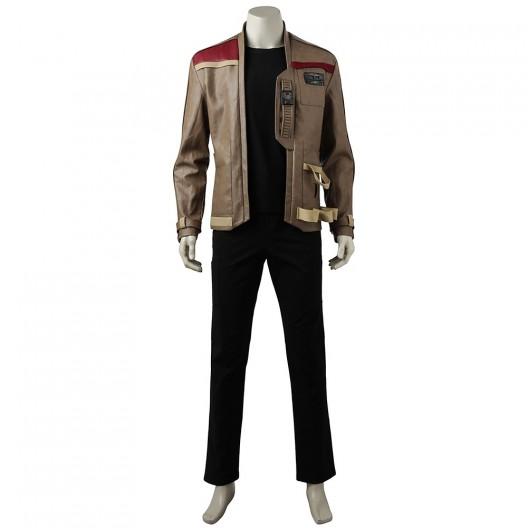 Finn Costume For Star Wars The Force Awakens Cosplay