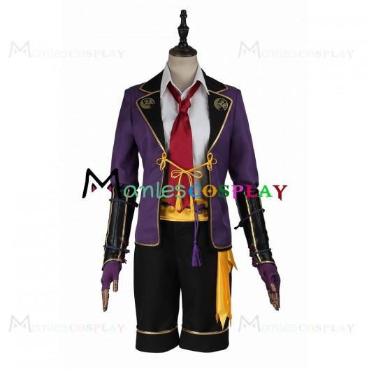Fudou Yukimitsu Uniform For Touken Ranbu Cosplay