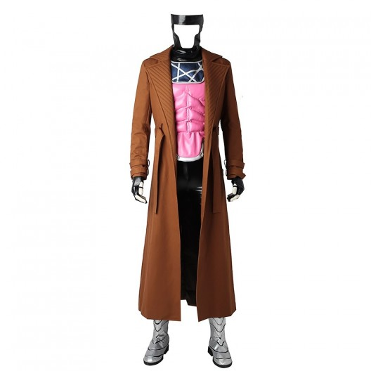 Gambit Remy Etienne LeBeau Costume For X Men Cosplay