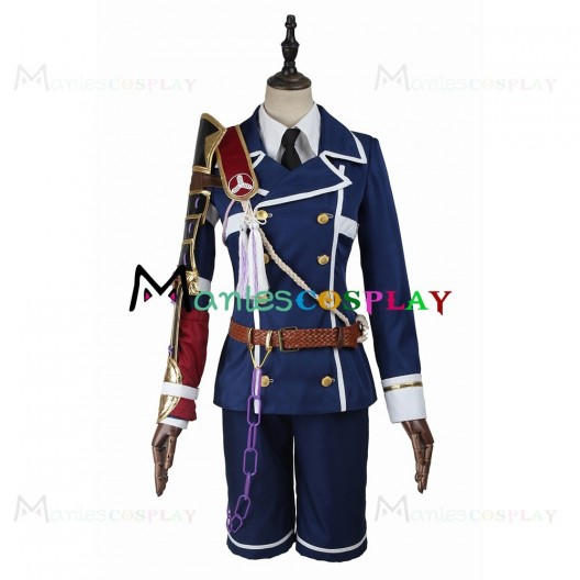 Gotou Toushirou Uniform For Touken Ranbu Cosplay