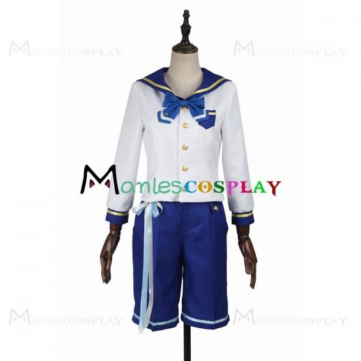 Hajime Shino Costume For Ensemble Stars Rabits Cosplay