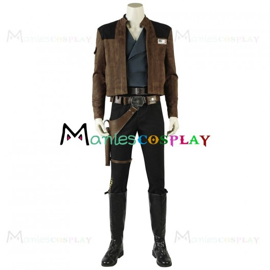Han Solo Costume from Solo A Star War Story