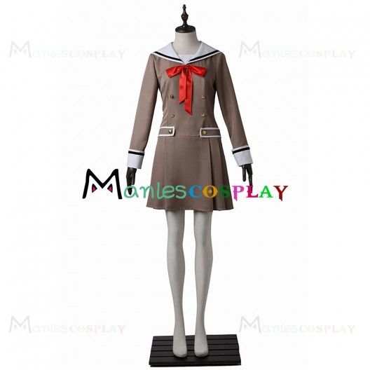 Hanasakigawa Girls High School Uniform For BanG Dream Cosplay