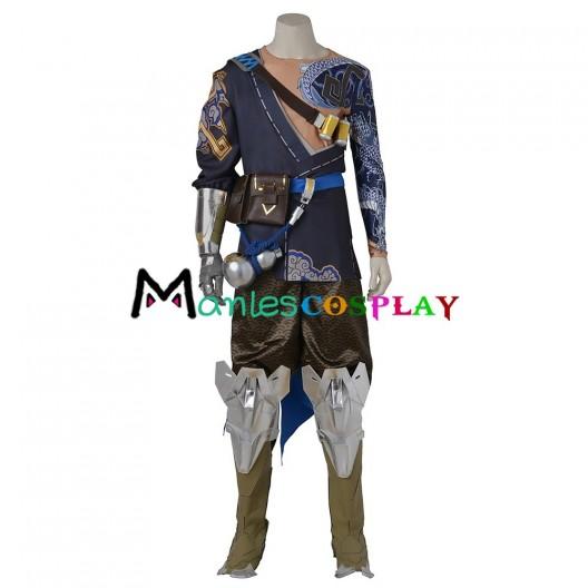 Hanzo Shimada Costume For Overwatch Cosplay