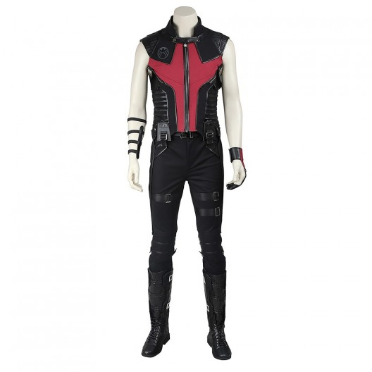 Hawkeye Clinton Francis Barton Costume For The Avengers Cosplay