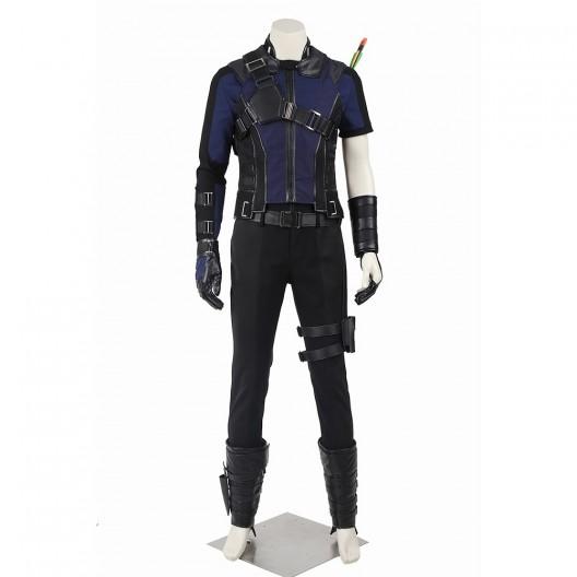 Hawkeye Costume For Captain America Civil War Cosplay