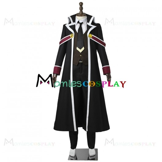 Heine Wittgenstein Costume For The Royal Tutor Cosplay