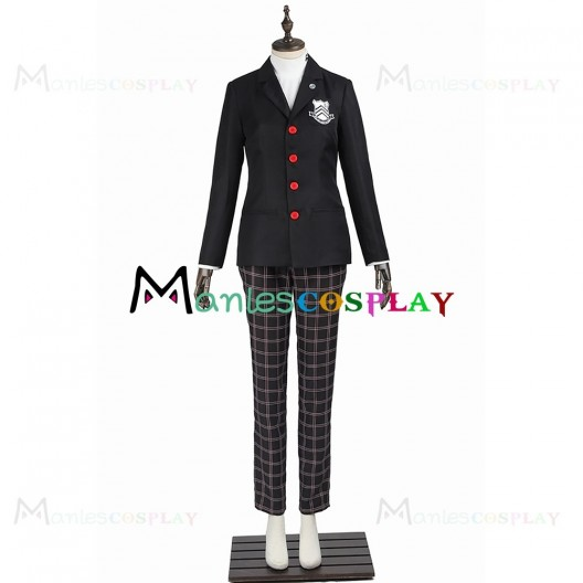 Hero Costume For Shin Megami Tensei Persona Cosplay