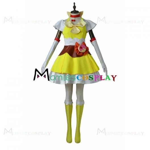 Himari Arisugawa Dress For Pretty Cure PreCure Cosplay