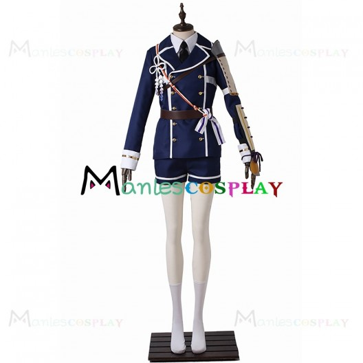 Hirano Toushirou Uniform For Touken Ranbu Cosplay