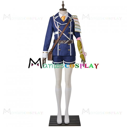 Houchou Toushirou Costume For Touken Ranbu Cosplay