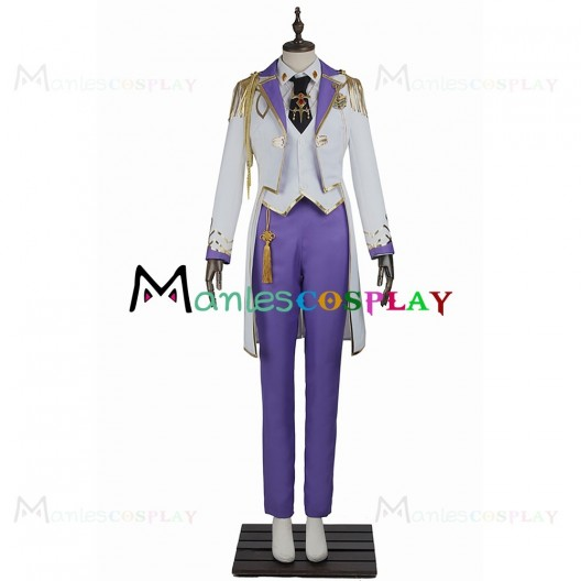 Ichijoji Teika Costume For Magic kyun Renaissance Cosplay
