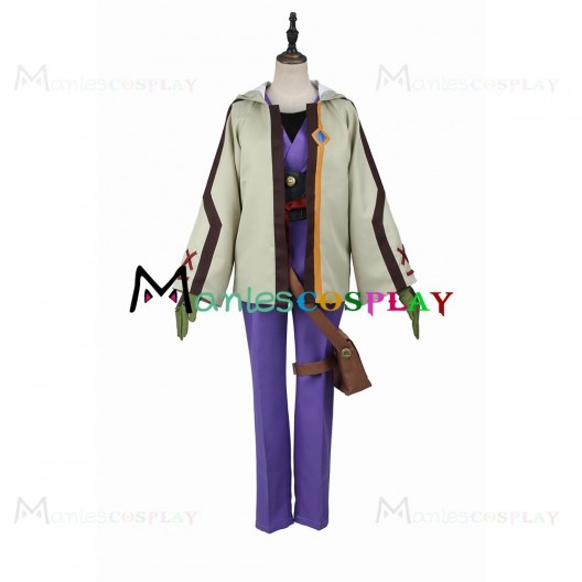 Ikoma Costume For Kabaneri of the Iron Fortress Cosplay