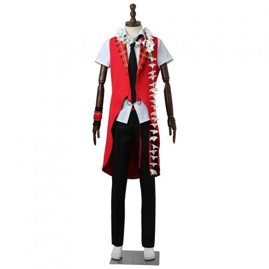 Iseya Shiki Costume For The Idolmaster SideM High x Joker Cosplay